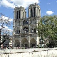 Собор Парижской Богоматери :: Сергей Шруба