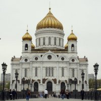 Храм Христа Спасителя :: Дмитрий Чистопольских
