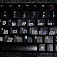 Эту страну не победить)))Английская  клавиатура на Русский  лад))) :: Ираида Бригвадзе