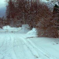 Снег в апреле :: vitarmar иванов