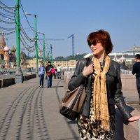 На мосту :: Ирина Данилова