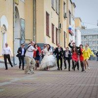 Свадебная коррида :: Григорий Хабаров