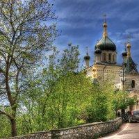 Форосская церковь :: Юрий Яловенко