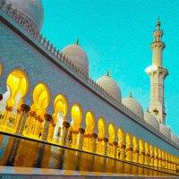 Белая Мечеть :: Mikhail Bukreev