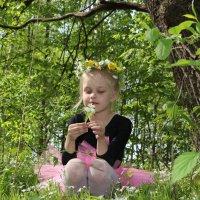 весна :: Людмила Тимощук