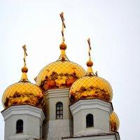 Купола златоглавые! :: Михаил Столяров