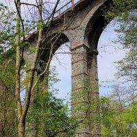 замечательный мост которому более трех сотен лет :: Елена Мартынова