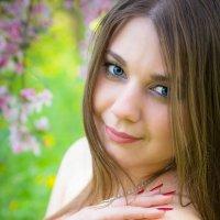 Девушка весна :: Iryna Ivanova