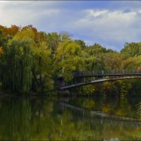 Река Харьков :: Татьяна Кретова