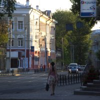 вечер :: василиса косовская