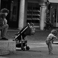 ...Простые радости...Италия, Бассано-дель-Граппа.. :: Ольга Нарышкова