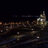 В Пасхальную ночь :: Павел Белоус