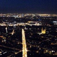 Ночной Париж :: Сергей Шруба