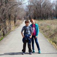 Подрастающее поколение :: Svetlana Bikasheva