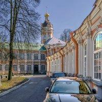 Федоровская церковь в Александро-Невской Лавре :: Valeriy Piterskiy