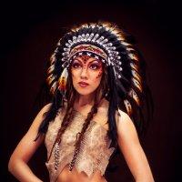 Индианка :: ирина шалагина