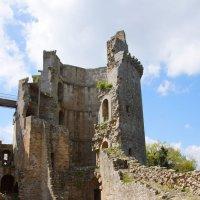 Замок Унодэ.Бретань.Франция. :: Елена Мартынова