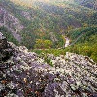 Река Инзер :: Георгий Морозов