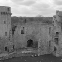 замок 12 века :: Елена Мартынова