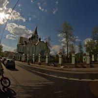 Храм воскресения Христова в Сокольниках. :: Яков Реймер