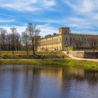 Замок в Гатчине :: Сергей Залаутдинов