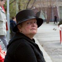 Дама в шляпке! :: Sergey Kuznetcov