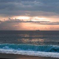 Восход и море :: Witalij Loewin