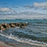 Первомай у моря :: Boris Khershberg