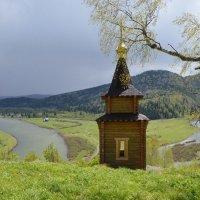 весна в Трехречье :: Евгений Фролов