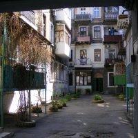 Дворик южного города :: Александр Скамо