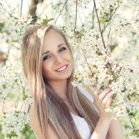 весна :: Евгения Осадчая