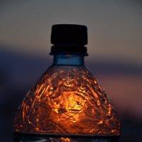 Солнце в бутылке) :: Екатерина Марфута
