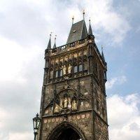 Прага.Староместская башня Карлова моста. :: Надежда