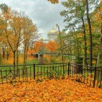 Осень в Кронштадте :: Сергей Григорьев