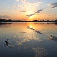 ...закат на Сейме... :: Александр Герасенков