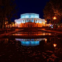 Театр :: Павел Сущёнок
