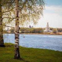Вид на Юрьев монастырь :: Roman Demidov