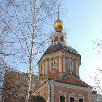 Церковь Спаса Преображения на Болвановке :: Александр Качалин