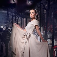 реклама одежды :: Анна Сержант