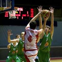 Баскетбол в Волгограде :: Александр Гриднев
