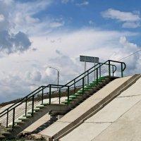 ..лестницв в небо... :: Александр Герасенков