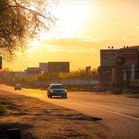 майский закат :: Янина Пименова