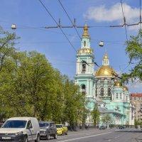 Елоховский кафедральный собор :: Юрий Бичеров
