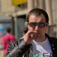 Последняя затяжка. :: Leonid Volodko