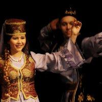Воздух танца :: Максим Шарыгин