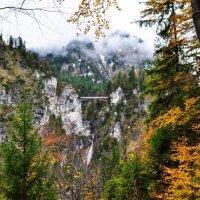 мост в горах :: Viktor Schwindt