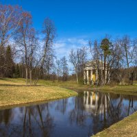 Павловский парк весной :: Сергей Залаутдинов