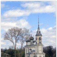 Церковь Сретения Господня :: Александр Назаров