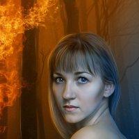 Лед и пламень :: Ирина Kачевская