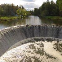 Водопад на Ламе 1 :: jenia77 Миронюк Женя